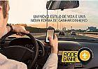Lucre c/ rodeganhe, o app de transporte que paga pra vc usar