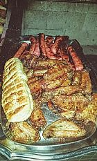 Espetinho e churrasco cesar a partir de R$ 1.90 por pessoa